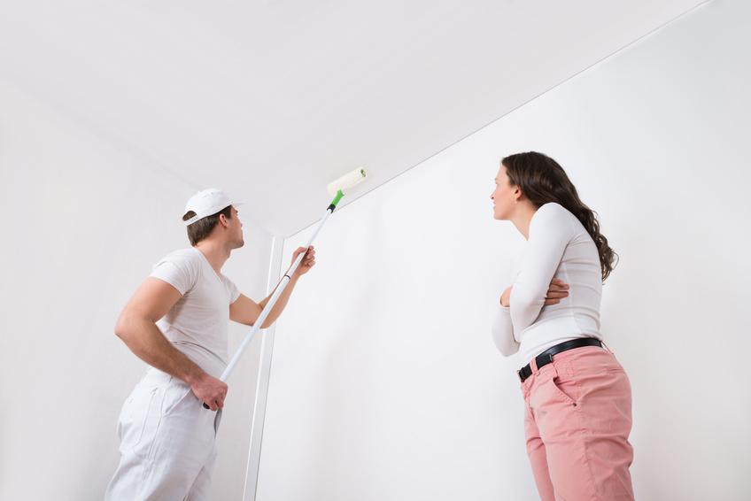 Precio pintar interior vivienda
