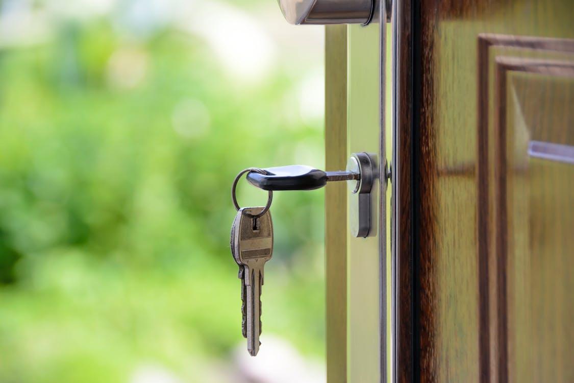 Seguridad puertas exteriores