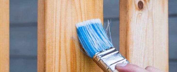pintura exterior madera