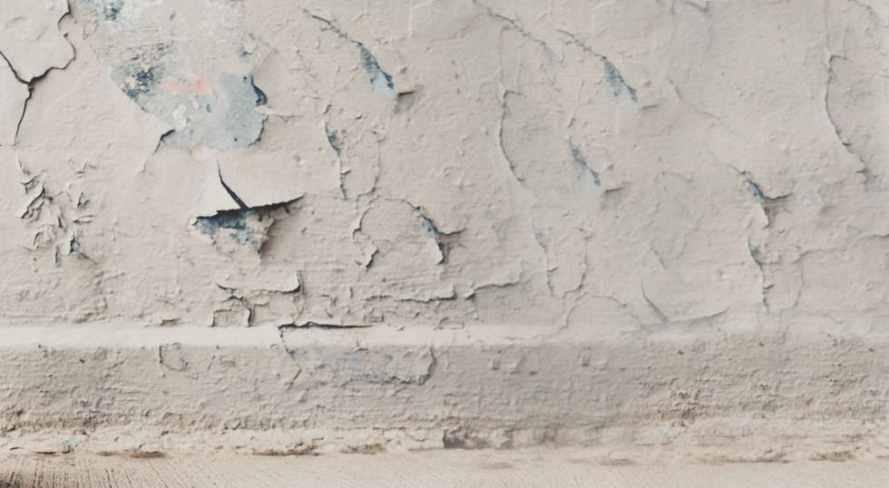 Como eliminar la humedad de la pared best causas de la - Humedad en las paredes ...