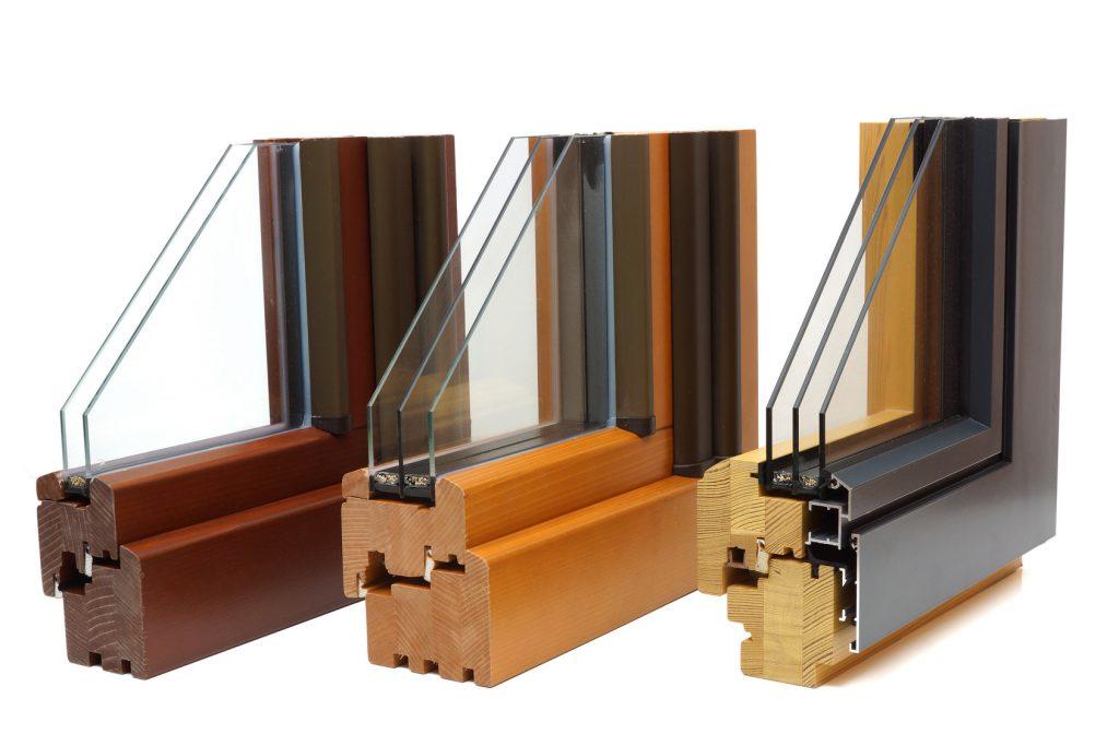 Tipos de vidrio ventanas