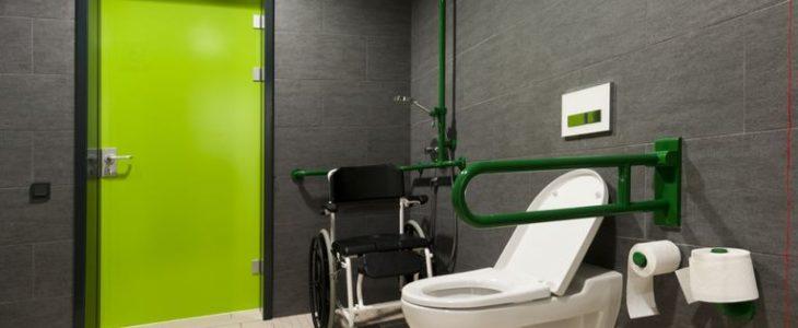 baños para discapacitados